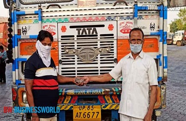 Tata Motors Provides Support To Truck Drivers And Fleet Operators
